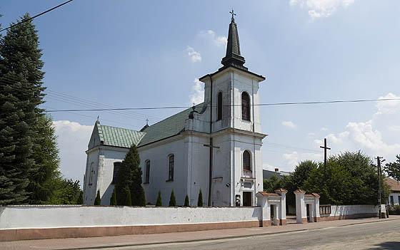 Fotografia Rzymskokatolickiej Parafii Świętej Trójcy